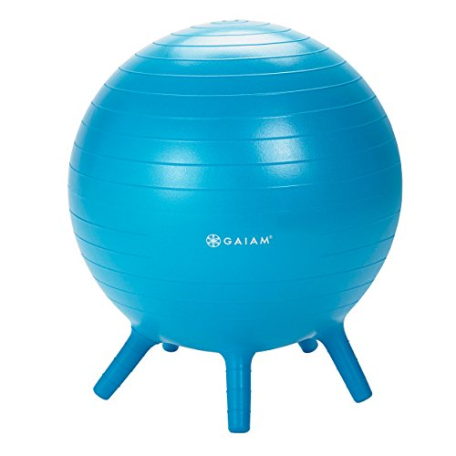Gaiam Balance Ball Chair Inflation: WALIKI TOYS Children's Chair Ball With Feet, Alternative
