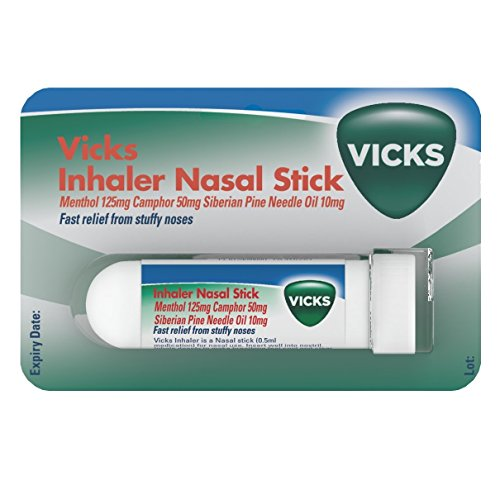 Wholesale pack: 12 Vicks VapoInhaler Sticks. Vicks inhaler Condition: NEW. Temporarily relieves nasal congestion due to a cold, hay fever, or other upper ...