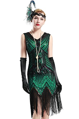 great gatsby clothing style women