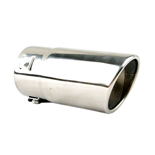 Car Muffler Tip – Stainless Steel to give Chrome Effect – To Fit 1 5