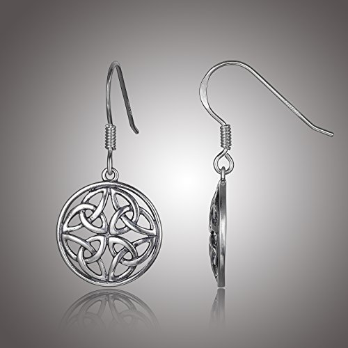 0f87e29d8 Celtic knot jewelry inspired by the interlacing and continuous designs  prevalent in Celtic artwork, illuminating the interconnectedness and  continuity of ...